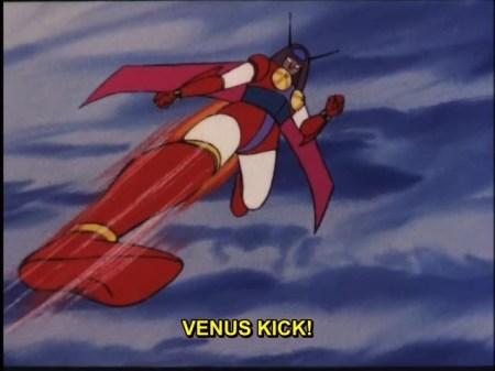 Totally not a Rider Kick